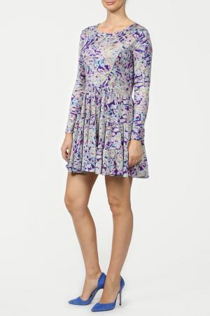 Платье SALONI. Цвет: мультицвет