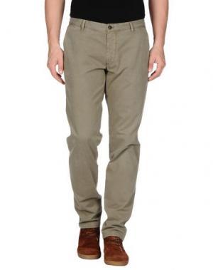 Повседневные брюки SAN FRANCISCO. Цвет: зеленый-милитари