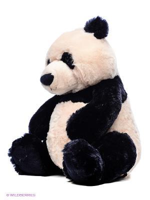 Игрушка мягкая Zi Bo Panda Gund. Цвет: черный, белый