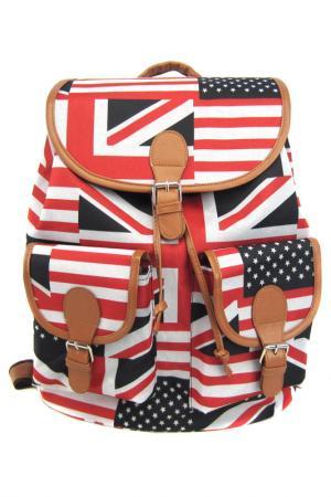 Рюкзак British Flag Creative. Цвет: мультицвет