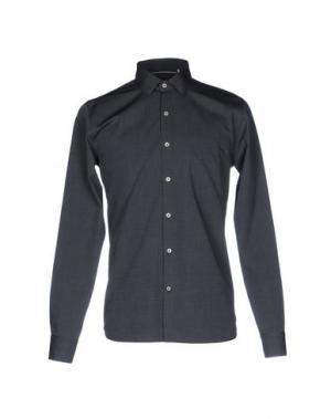Pубашка BARBATI. Цвет: стальной серый