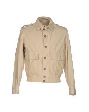 Куртка PAOLONI. Цвет: бежевый