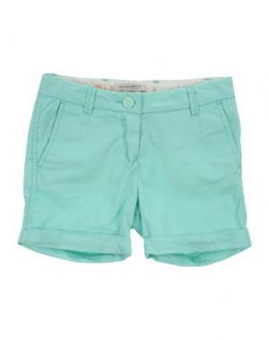 Повседневные шорты SCOTCH R'BELLE. Цвет: светло-зеленый