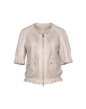 Куртка DIEGO M. Цвет: бежевый