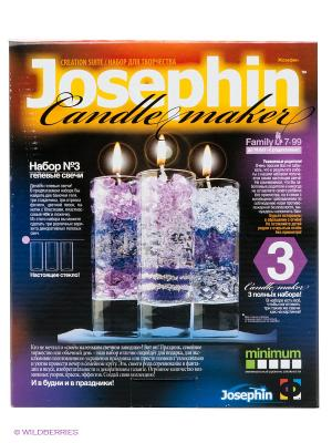 Гелевые свечи Josephine. Цвет: фиолетовый