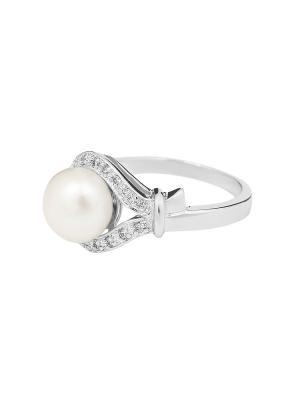 Кольцо Olere. Цвет: белый, серебристый