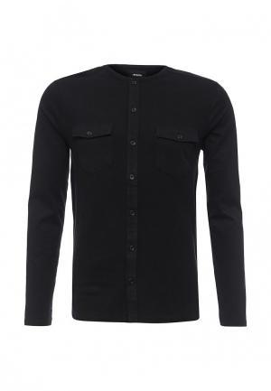 Лонгслив Burton Menswear London. Цвет: черный