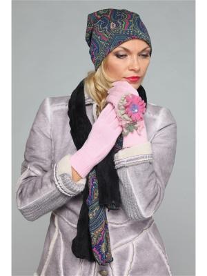 Перчатки Lak Miss. Цвет: розовый