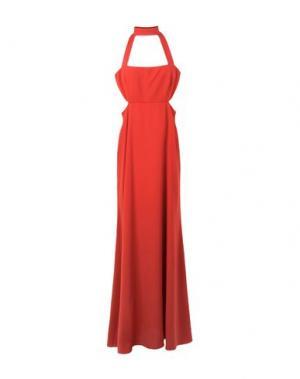 Длинное платье JILL STUART. Цвет: красный