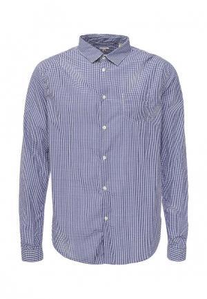 Рубашка Scotch&Soda. Цвет: синий