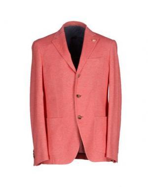 Пиджак SARTORIA LATORRE. Цвет: коралловый