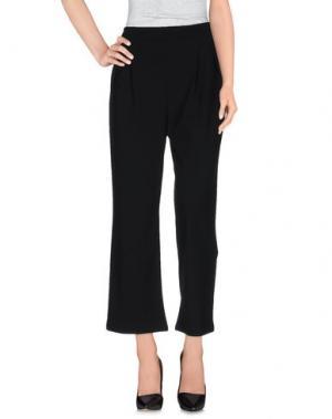 Повседневные брюки UFFICIO 87. Цвет: черный
