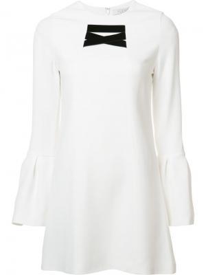 Платье Josephine Alexis. Цвет: белый