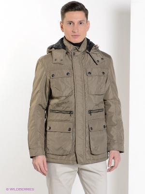 Куртка MC NEAL. Цвет: бежевый