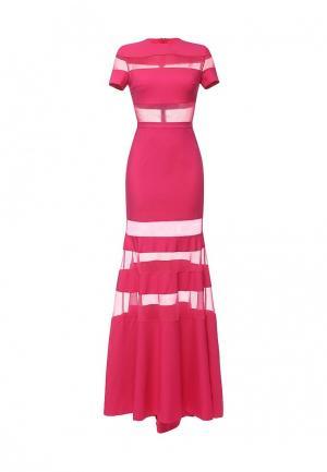 Платье Isabel Garcia. Цвет: фуксия