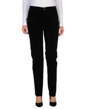 Повседневные брюки NINETTE. Цвет: черный