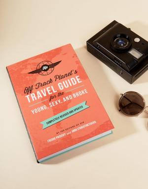 Books Книга Travel Guide Book for the Young Sexy and Broke. Цвет: мульти
