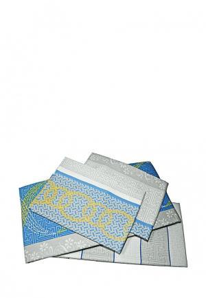 Постельное белье Tete-a-Tete. Цвет: разноцветный