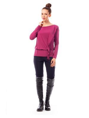 Блуза D.VA. Цвет: лиловый
