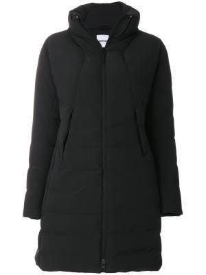 Дутое пальто Aspesi. Цвет: чёрный