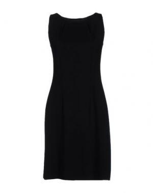 Короткое платье CHARLOTT. Цвет: черный