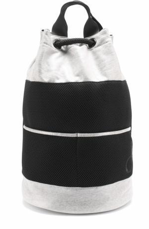 Текстильный рюкзак Deha. Цвет: черный