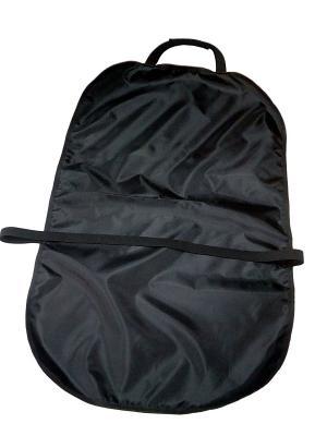 Накидка на спинку сидения (60х40 см) AutoPremium. Цвет: черный