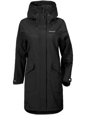 Куртка Thelma DIDRIKSONS. Цвет: черный