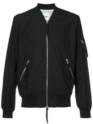 Bomber jacket The Soloist. Цвет: чёрный