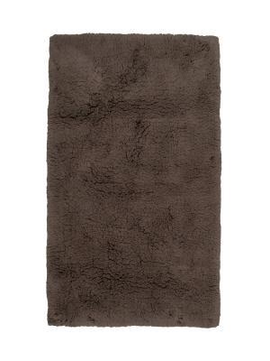 Коврик для ванной ALMA 60x100 Aquanova. Цвет: серо-коричневый