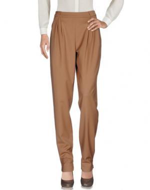 Повседневные брюки RAOUL. Цвет: верблюжий