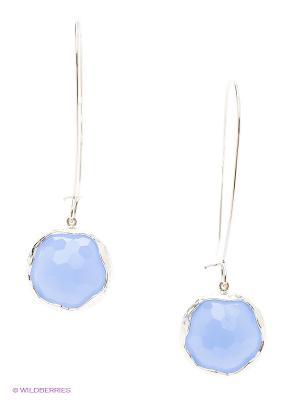 Серьги Lastoria. Цвет: голубой