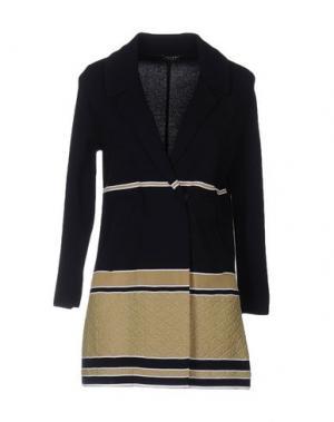 Легкое пальто NEERA. Цвет: темно-синий