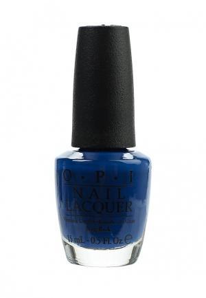 Лак для ногтей O.P.I. Цвет: синий