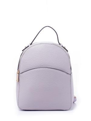 Рюкзак RENEE KLER. Цвет: темно-серый