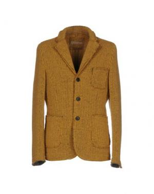 Пальто EN AVANCE. Цвет: желтый