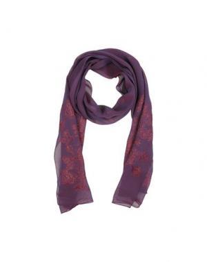 Шарф COAST WEBER & AHAUS. Цвет: темно-фиолетовый