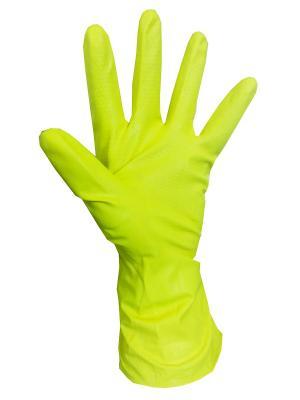 Перчатки хозяйственные, классический вариант ARCHDALE. Цвет: желтый