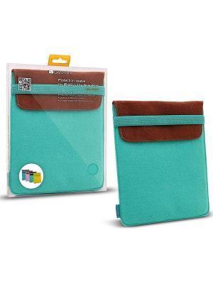 Защитный чехол-конверт  для iPad and Pad 2 CANYON. Цвет: зеленый
