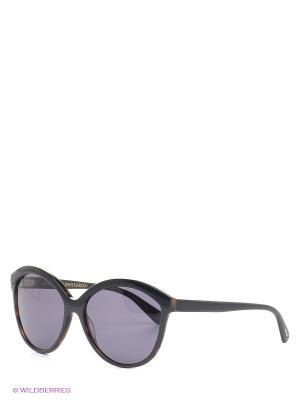 Солнцезащитные очки IS 11-293 17P Enni Marco. Цвет: темно-серый, черный