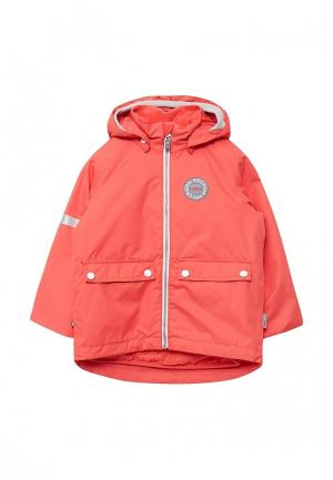 Куртка утепленная Reima. Цвет: красный
