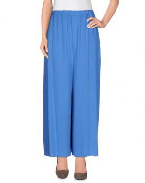 Повседневные брюки GUTTHA. Цвет: пастельно-синий