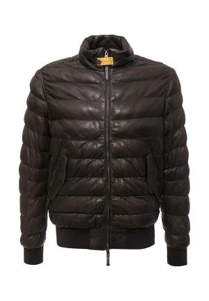 Куртка утепленная Parajumpers. Цвет: хаки