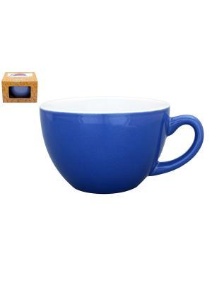 Бульонница Синяя Elan Gallery. Цвет: синий