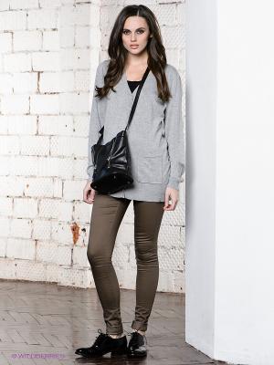 Джинсы Vero moda. Цвет: коричневый