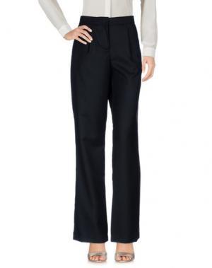 Повседневные брюки SECOND FEMALE. Цвет: черный
