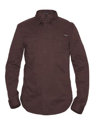 Рубашка TF Military TACTICAL FROG. Цвет: бордовый
