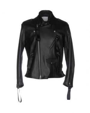 Куртка MATTHEW MILLER. Цвет: черный