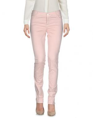 Повседневные брюки ANNIE P.. Цвет: светло-розовый