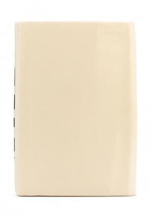 Комплект постельного белья 1,5-спальный Хлопковый Край. Цвет: коричневый